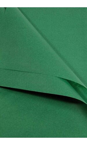 """20"""" X 30"""" TISSUE PAPER HOLIDAY GREEN"""