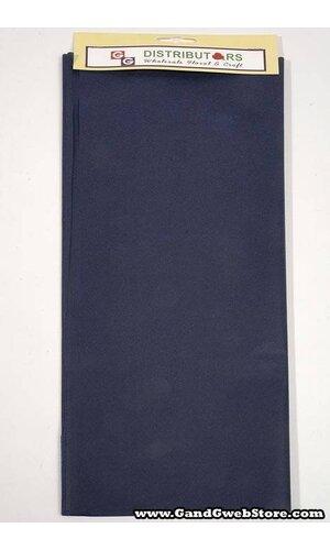 """20"""" X 30"""" TISSUE PAPER MIDNIGHT BLUE"""