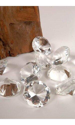 30MM CRYSTAL DIAMOND PKG/12